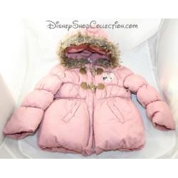 Manteau d'hiver fille DISNEY Minnie Mouse hiver rose 24 mois