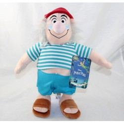 Peluche Mr Mouche DISNEY STORE Peter Pan pirate 32 cm