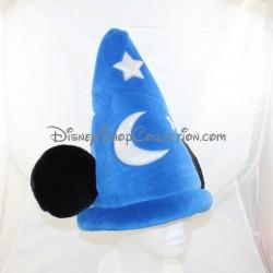 Hut Mickey DISNEYLAND PARIS Fantasia Blau Sterne und Mond Disney 35 cm