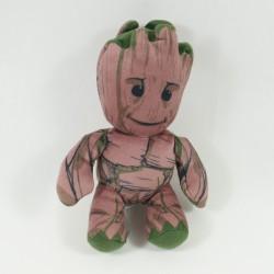 Pequeño peluche Groot MARVEL BANDAI Guardianes de la Galaxia 15 cm