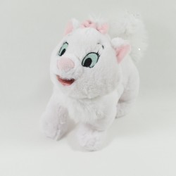 Peluche chat Marie DISNEY PARKS Les Aristochats Tote a Tail 20 cm