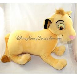Large plush lion Simba DISNEY HASBRO The Lion King 50 cm