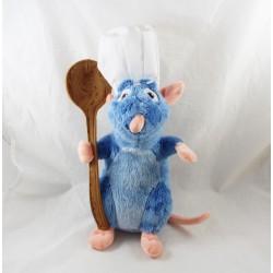 Rémy rat withhler RAT Ratatouille toque and blue spoon 38 cm