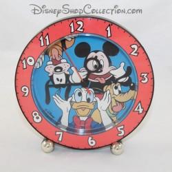 Mickey orologio ei suoi amici DISNEY smorfie rotonde 15 cm