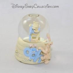 Bola de nieve globo de nieve estrellas beige Winnie the Pooh DISNEY