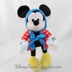 Mickey PTS SRL Disney bathrobe red dressing gown 30 cm