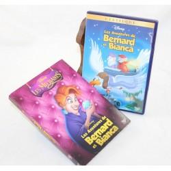 Dvd Bernard et Bianca DISNEY Les méchants fourreau cartonné Walt Disney
