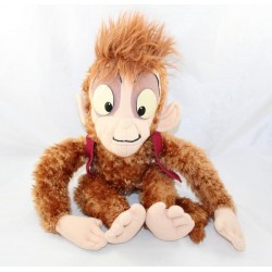 Plush Abu DISNEY Aladdin monkey brown hat 40 cm