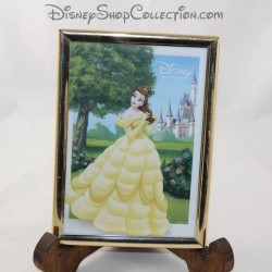 Golden Frame Princess Belle DISNEY Beauty and the Beast 19 cm