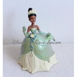 Figurine résine Tiana DISNEYLAND PARIS La princesse et la grenouille Disney 10 cm
