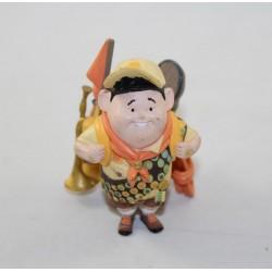 Russel DISNEY PIXAR Niño Figura Hasta 8 cm Mochila de Pvc Raro