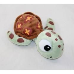 Peluche Squizz tortue DISNEY Le Monde de Nemo 20 cm