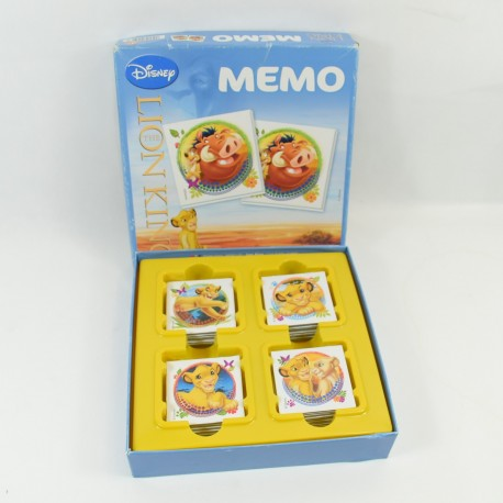 Memory game The Lion King DISNEY CLEMENTONI memo The Lion King