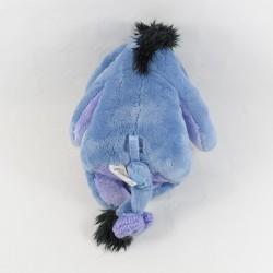 Donkey bourriquet DISNEY NICOTOY knit purple wool 25 cm