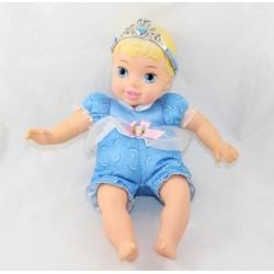 Poupée princesse Cendrillon DISNEY Toys'r'us Tollytots bébé bleu 26 cm