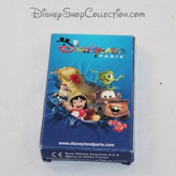 Card game 7 families DISNEYLAND PARIS Ratatouille, The Princess and the Frog ... Disney
