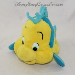 Disney Fish Polochon Peluche The Little Mermaid Pocket in the Belly 25 cm