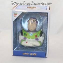 Snow globe Buzz l'éclair DISNEY Primark Toy Story boule à neige céramique 13 cm