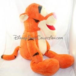 Grande peluche Tigrou NICOTOY Disney Winnie et ses amis orange XXL 75 cm