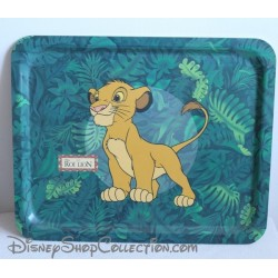 Plateau Disney TABLES & COULEURS Le Roi Lion Simba 48 cm