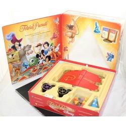 Trivial Puisuit edición Disney PARKER juego de mesa rojo 1200 preguntas / respuestas