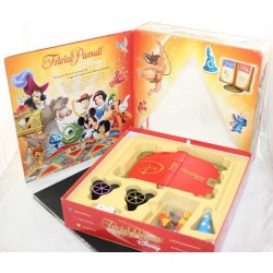 Trivial Puisuit edition Disney PARKER red board game 1200 questions/answers