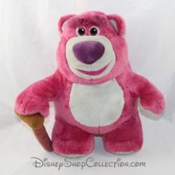 Bear bear Lotso DISNEY Toy Story pink cane 23 cm