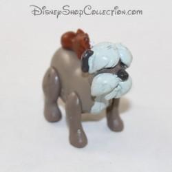 Figur Colonel und Sergeant Tibbs MCDONALDS DISNEY 101 Dalmatiner Spielzeug Mcdo 6 cm