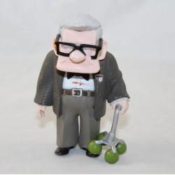 Figure Carl Fredricksen DISNEY PIXAR Up UP Disney Store Rare 10 cm