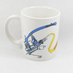 Mug Les 4 fantastiques MARVEL COMICS Quick blanc 10 cm