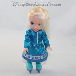 Mini bambola Elsa DISNEY JAKKS The Snow Queen Toys'r'us 15 cm