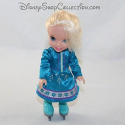 Mini muñeca Elsa DISNEY JAKKS The Snow Queen Toys'r'us 15 cm