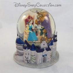 Snow globe musical DISNEY The Beauty and the Beast snowball 18 cm