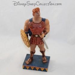 Figurine Hercule DISNEY TRADITIONS Jim Shore Mythic Hero Showcase Collection 20 cm