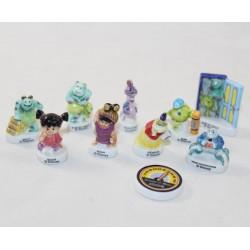 Monster Bean Set e DISNEY Company 10 brillanti fagioli in ceramica