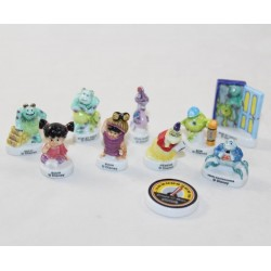 Monster Bean Set and DISNEY Company 10 brilliant ceramic beans