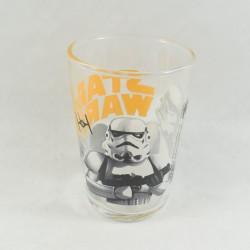 Verre Star Wars DISNEY Stormtrooper étoile de la mort Amora moutarde