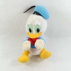 Peluche Donald DISNEY bébé Vintage classique yeux plastique 28 cm