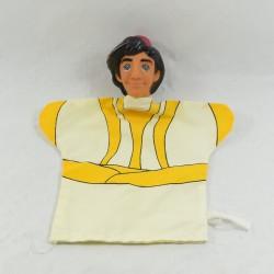 Hand puppet Aladdin DISNEY Kodak plastic fabric