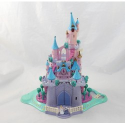 Polly Pocket Cinderella DISNEY Bluebird Castle with 2 characters 1995