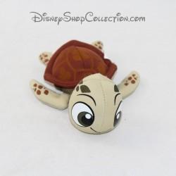 Mini peluche Squizz tortuga DISNEY STORE El mundo de Nemo 15 cm
