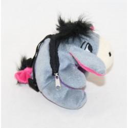 Toalla es una cartera burro Bourriquet BLUE DISNEY Winnie el Pooh 15 cm