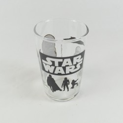Glass Star Wars DISNEY Stormtrooper Chewbacca Amora mustard