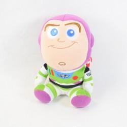 Peluche Buzz l'éclair DISNEY PIXAR Toy Story blanc vert violet 18 cm