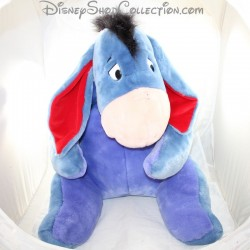 Large plush XXL DISNEY NICOTOY Bourriquet blue and purple 52 cm