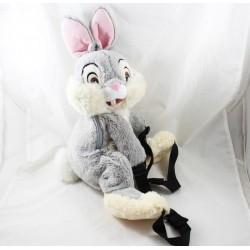 Panpan DISNEYLAND PARIS pan amigo de Bambi Disney 45 cm mochila de conejo