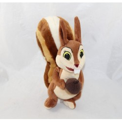 CubEd Hazelnut Squirrel DISNEY STORE Princess Sofia 23 cm