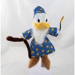 Peluche Donald DISNEY STORE Merlin l'enchanteur déguisé 25 cm
