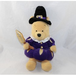 Winnie the Bear Cub DISNEY STORE Guy Fawkes dressed up party July 4