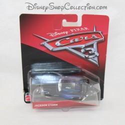 Auto in miniatura Jackson Storm MATTEL Disney Cars nero 8 cm